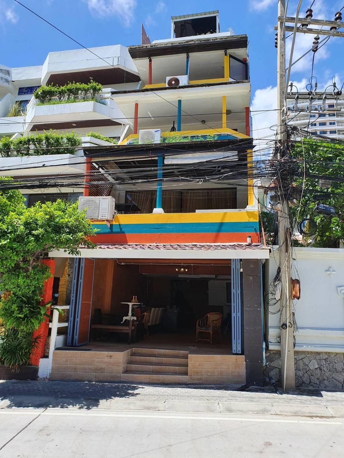 Guest house Seaview for Sales Dongtan Beach (Jomtien Pattya)